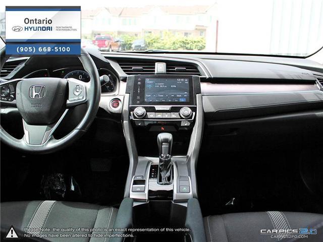 2016 Honda Civic EX-Turbo / Low Klm (Stk: 06981K) in Whitby - Image 27 of 27