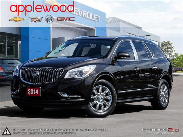 2014 Buick Enclave Leather (Stk: 9495P) in Mississauga - Image 1 of 26