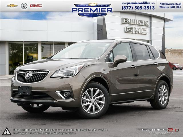 2019 Buick Envision Essence (Stk: 191071) in Windsor - Image 1 of 27