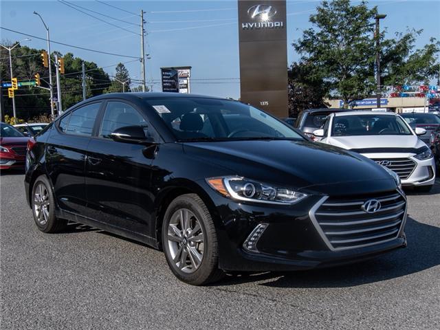 2017 Hyundai Elantra GL (Stk: P3180) in Ottawa - Image 1 of 12