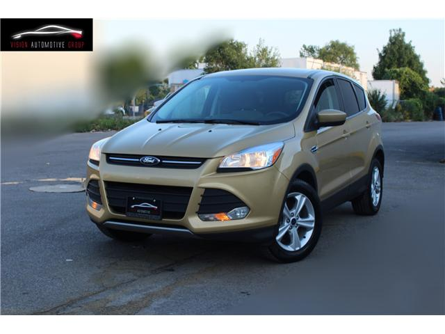 2014 Ford Escape SE (Stk: 89257) in Toronto - Image 1 of 19