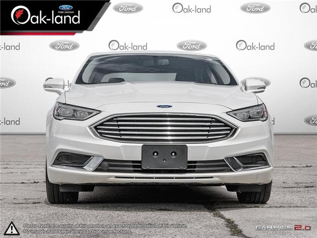 2018 Ford Fusion SE (Stk: 8U056) in Oakville - Image 2 of 25