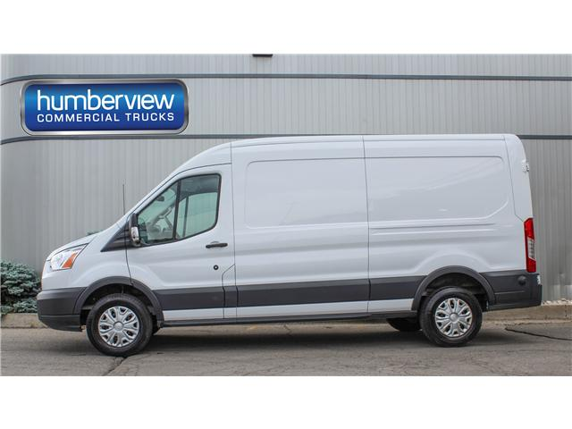 2017 Ford Transit-250 Base (Stk: CTDR2004 MED ROOF ) in Mississauga - Image 1 of 16