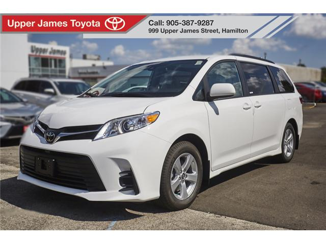 2019 Toyota Sienna LE 8-Passenger (Stk: 190086) in Hamilton - Image 1 of 16