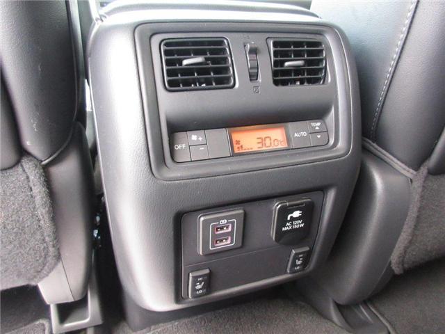 2018 Nissan Pathfinder SL Premium (Stk: 61780) in Cranbrook - Image 12 of 23