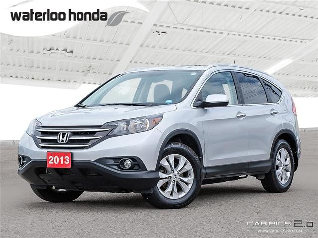 2013 Honda CR-V Touring (Stk: H4315A) in Waterloo - Image 1 of 28