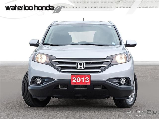 2013 Honda CR-V Touring (Stk: H4315A) in Waterloo - Image 2 of 28