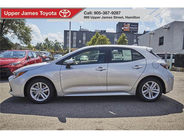2019 Toyota Corolla Hatchback Base (Stk: 190076) in Hamilton - Image 2 of 16