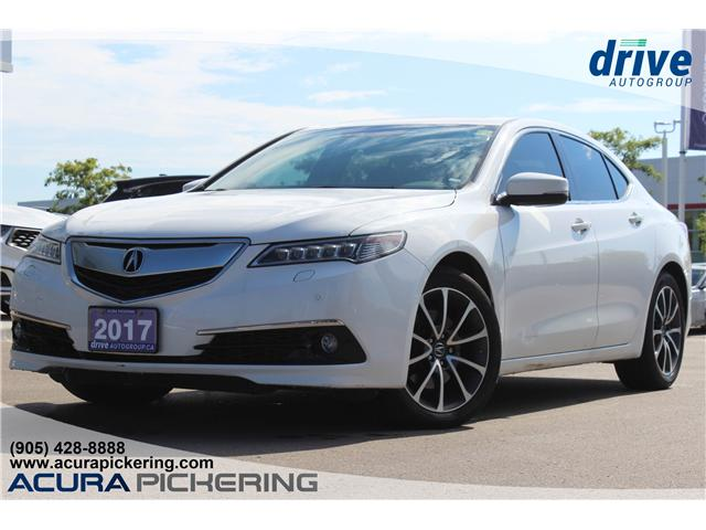 2017 Acura TLX Base (Stk: AP4653) in Pickering - Image 1 of 32
