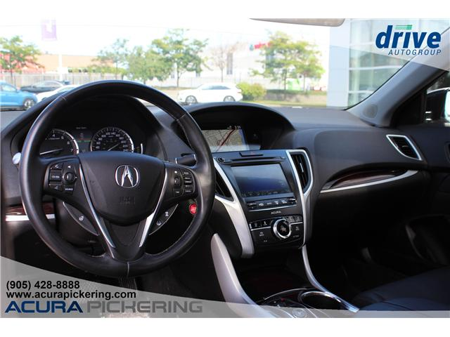 2017 Acura TLX Base (Stk: AP4653) in Pickering - Image 2 of 32
