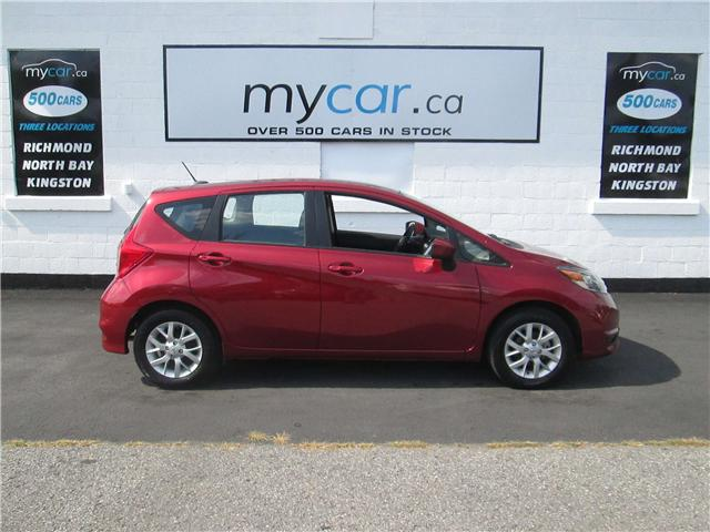2018 Nissan Versa Note 1.6 SV (Stk: 181244) in Richmond - Image 1 of 13
