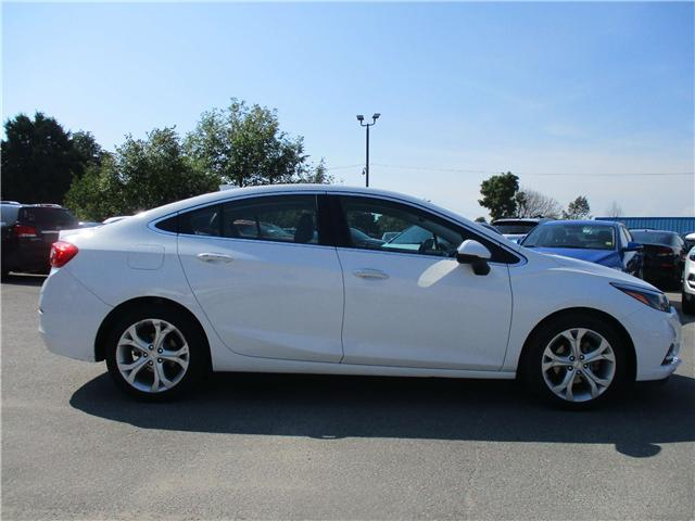 2017 Chevrolet Cruze Premier Auto (Stk: 181220) in Kingston - Image 2 of 12