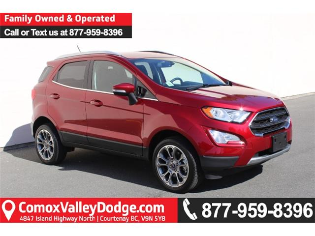 2018 Ford EcoSport Titanium (Stk: D219669A) in Courtenay - Image 1 of 30