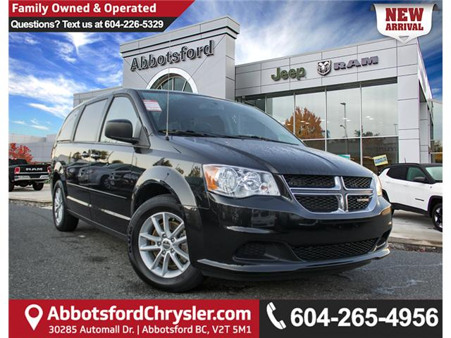 2015 Dodge Grand Caravan SE/SXT (Stk: J350149A) in Abbotsford - Image 1 of 29