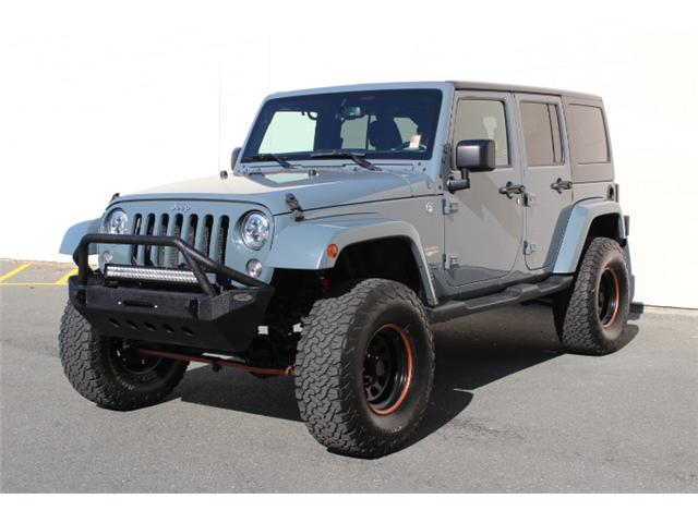 2015 Jeep Wrangler Unlimited Sahara (Stk: L515765A) in Courtenay - Image 2 of 30