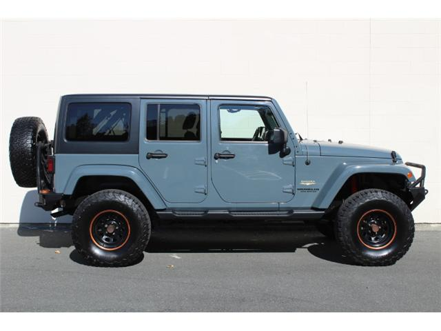 2015 Jeep Wrangler Unlimited Sahara (Stk: L515765A) in Courtenay - Image 26 of 30