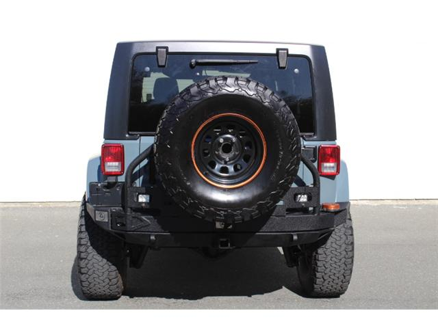 2015 Jeep Wrangler Unlimited Sahara (Stk: L515765A) in Courtenay - Image 27 of 30