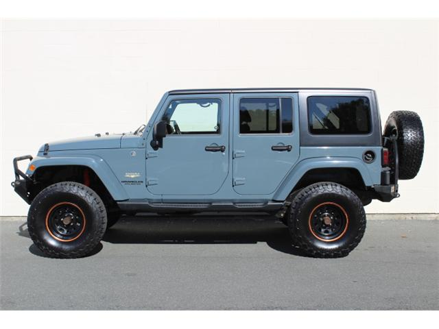 2015 Jeep Wrangler Unlimited Sahara (Stk: L515765A) in Courtenay - Image 28 of 30