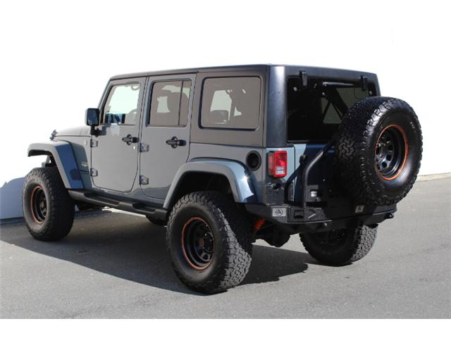 2015 Jeep Wrangler Unlimited Sahara (Stk: L515765A) in Courtenay - Image 3 of 30