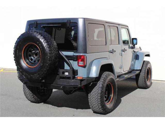 2015 Jeep Wrangler Unlimited Sahara (Stk: L515765A) in Courtenay - Image 4 of 30