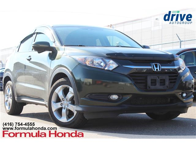 2016 Honda HR-V EX-L (Stk: B10535) in Scarborough - Image 1 of 27