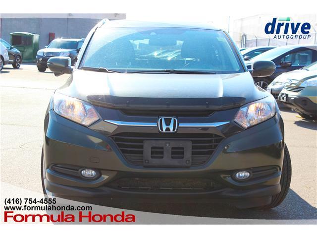 2016 Honda HR-V EX-L (Stk: B10535) in Scarborough - Image 3 of 27