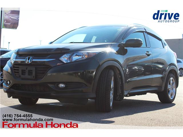 2016 Honda HR-V EX-L (Stk: B10535) in Scarborough - Image 4 of 27