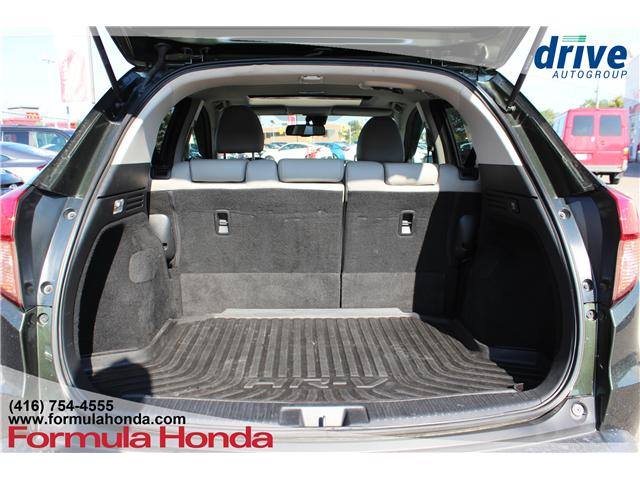 2016 Honda HR-V EX-L (Stk: B10535) in Scarborough - Image 24 of 27