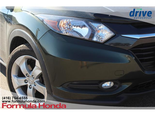 2016 Honda HR-V EX-L (Stk: B10535) in Scarborough - Image 21 of 27