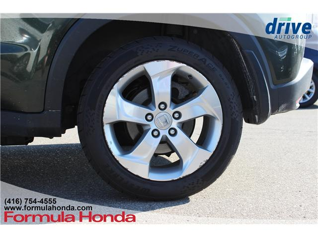 2016 Honda HR-V EX-L (Stk: B10535) in Scarborough - Image 23 of 27