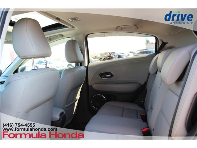 2016 Honda HR-V EX-L (Stk: B10535) in Scarborough - Image 25 of 27