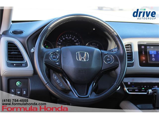 2016 Honda HR-V EX-L (Stk: B10535) in Scarborough - Image 7 of 27
