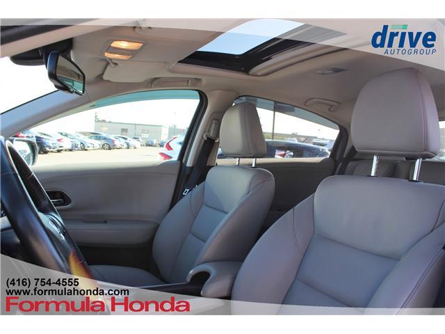 2016 Honda HR-V EX-L (Stk: B10535) in Scarborough - Image 6 of 27