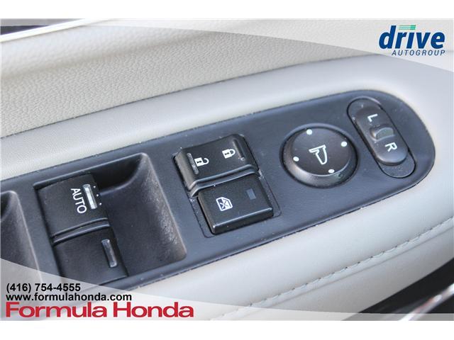 2016 Honda HR-V EX-L (Stk: B10535) in Scarborough - Image 19 of 27