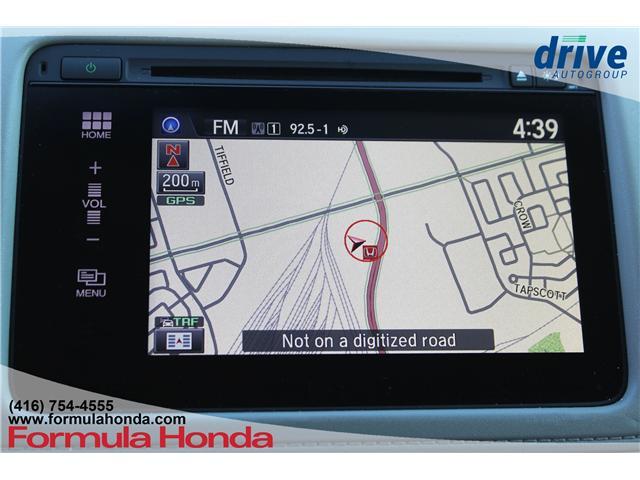 2016 Honda HR-V EX-L (Stk: B10535) in Scarborough - Image 9 of 27