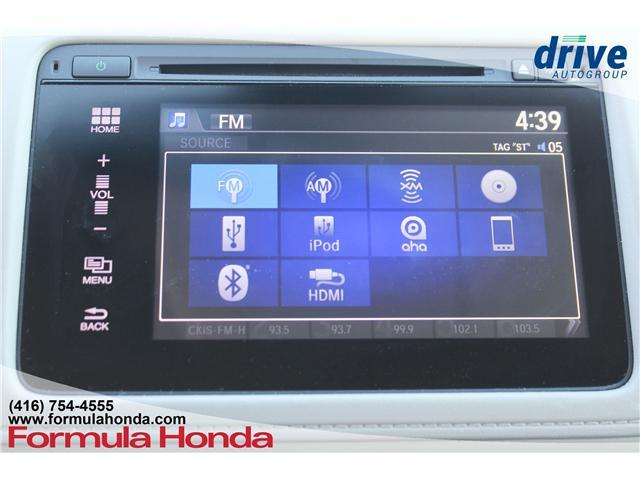 2016 Honda HR-V EX-L (Stk: B10535) in Scarborough - Image 12 of 27