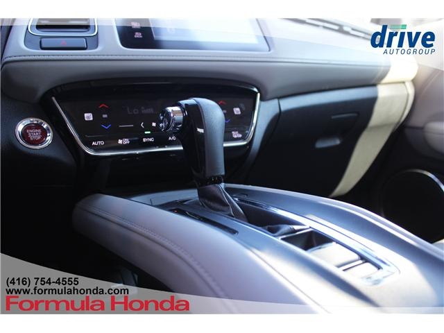 2016 Honda HR-V EX-L (Stk: B10535) in Scarborough - Image 14 of 27