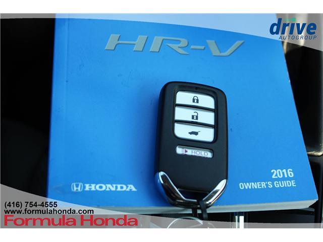 2016 Honda HR-V EX-L (Stk: B10535) in Scarborough - Image 27 of 27
