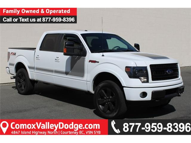 2013 Ford F-150 FX4 (Stk: FC98812A) in Courtenay - Image 1 of 46