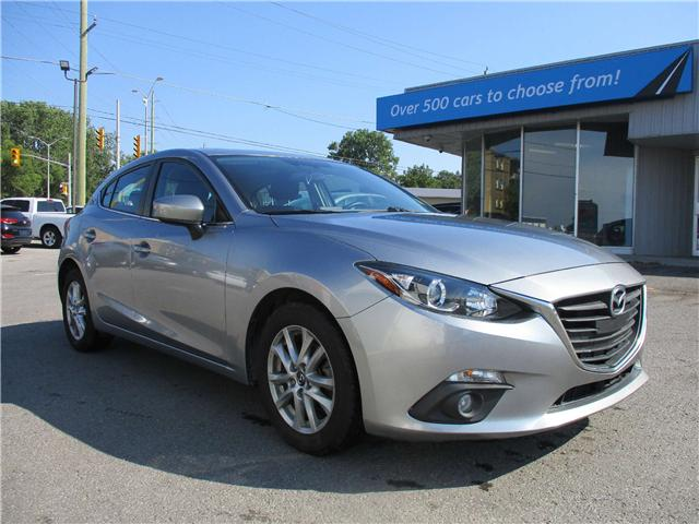 2014 Mazda Mazda3 GS-SKY (Stk: 181166) in Kingston - Image 1 of 12