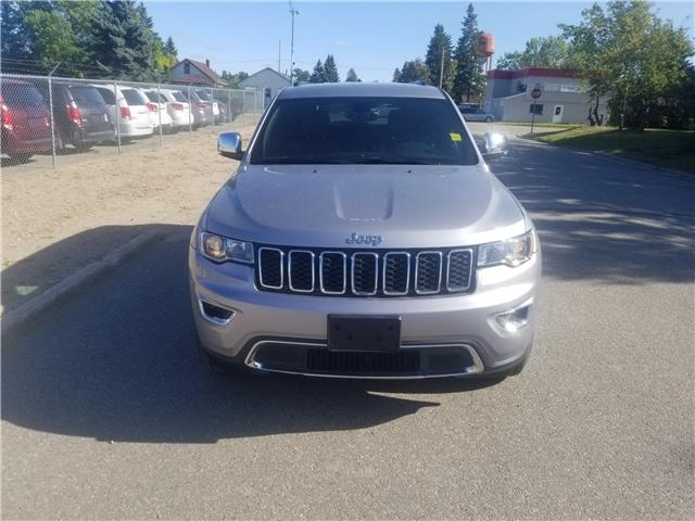 2017 Jeep Grand Cherokee Limited (Stk: U18-49) in Nipawin - Image 2 of 26