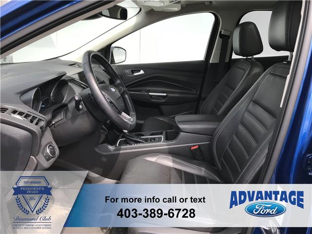 2017 Ford Escape Titanium (Stk: J-1176A) in Calgary - Image 2 of 18