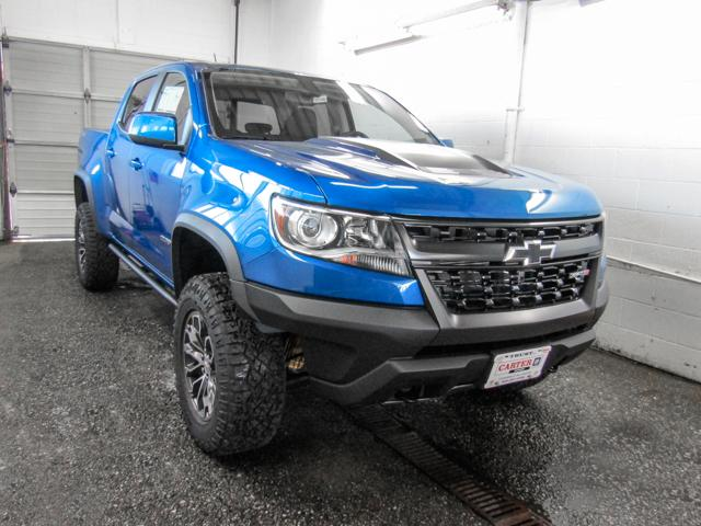 2019 Chevrolet Colorado ZR2 (Stk: D9-43860) in Burnaby - Image 2 of 12