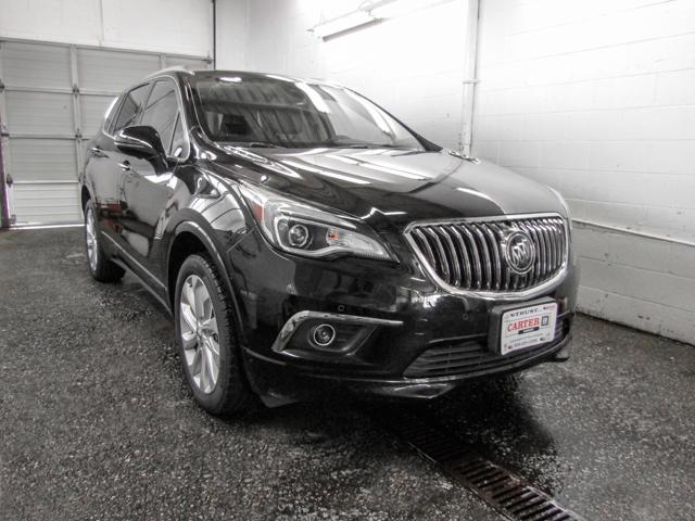 2018 Buick Envision Premium II (Stk: E8-99070) in Burnaby - Image 2 of 12