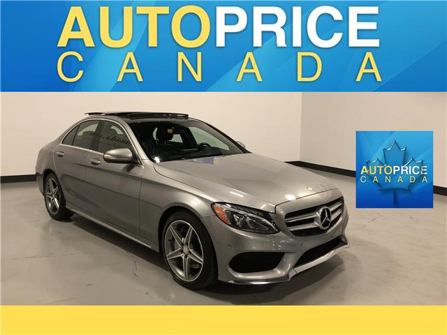 2015 Mercedes-Benz C-Class Base (Stk: W0159A) in Mississauga - Image 1 of 24