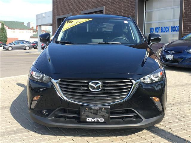 2016 Mazda CX-3 GS (Stk: 27819A) in East York - Image 2 of 30