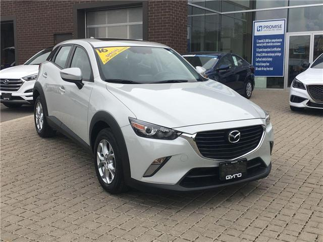 2016 Mazda CX-3 GS (Stk: 28042) in East York - Image 1 of 30