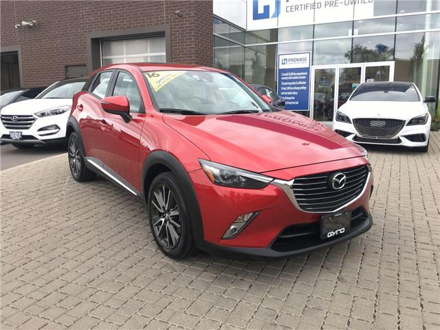 2016 Mazda CX-3 GT (Stk: 28044) in East York - Image 1 of 30