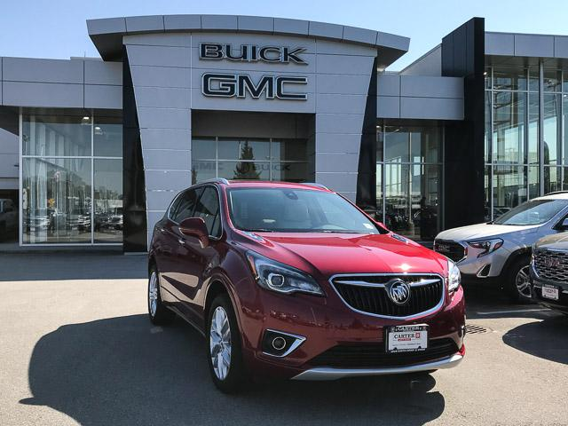 2019 Buick Envision Premium II (Stk: 9K77610) in Vancouver - Image 2 of 12
