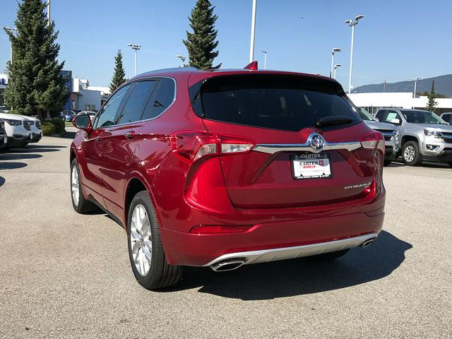 2019 Buick Envision Premium II (Stk: 9K77610) in North Vancouver - Image 3 of 12